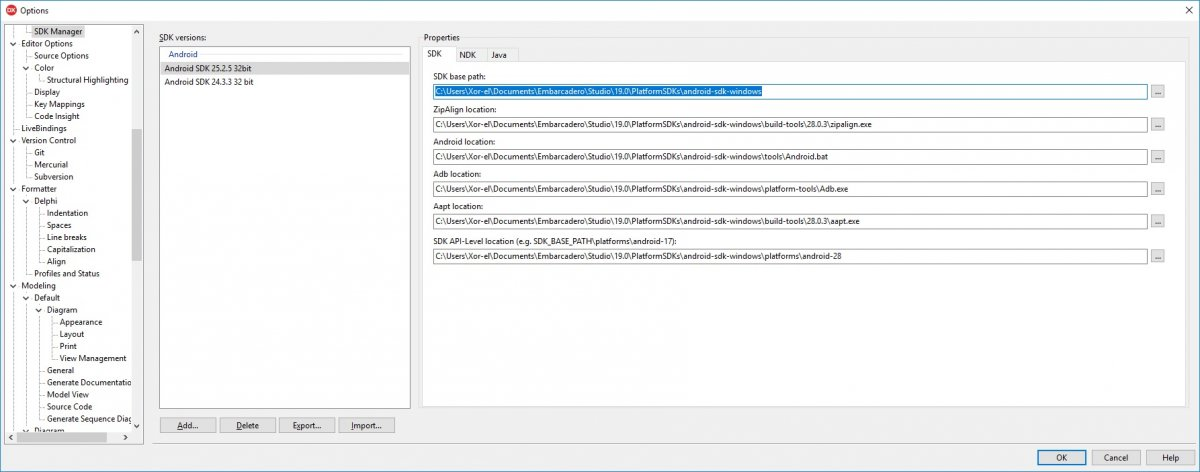 Android Compiler Issue in Delphi Tokyo (10 2 3) - Delphi IDE and