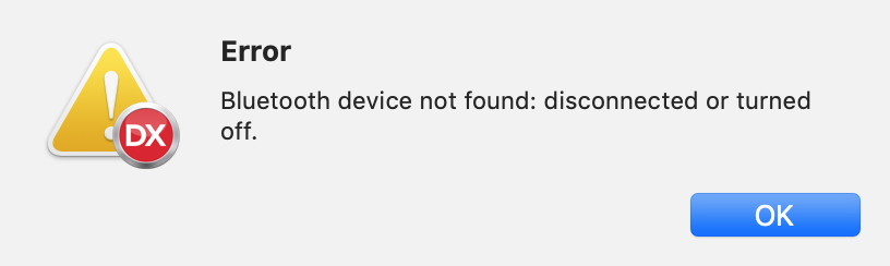 Bluetooth not working with 10 3 on Mac? - Cross-platform - Delphi