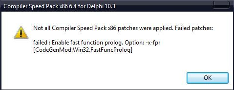 Delphi 10 3 Update 2 available - Page 3 - Delphi IDE and APIs