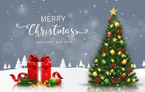 Happy Holidays & Merry Christmas! - ICS